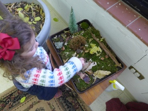 classroom chores to try, like watering the moss table