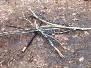 Our new skills open the doors for safer imaginative play with sticks.