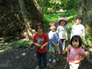 July 19, 2-3 pm Peek into the first two weeks of our Summer Adventures in the Garden & Pinetum! You'll get to play and try our Sprouts' favorite activities, stories, games, and art projects: